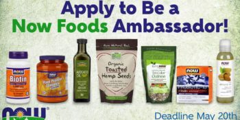 Apply to Be a #NOWWellness Ambassador 1