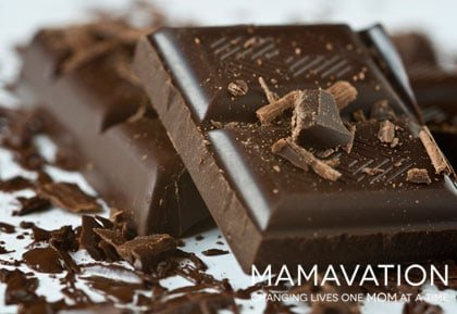 chocolate,  safe unhealthy foods