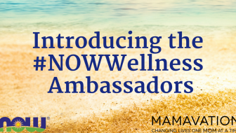 Introducing the #NOWWellness Blogger