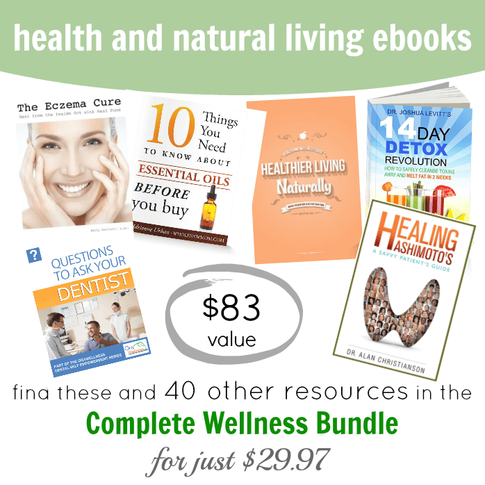 health and natural living ebooks image