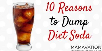 Diet Soda :10 Reasons to Dump the Habit