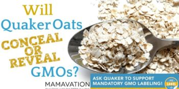 Will Quaker Oats Conceal or Reveal GMOs? 1