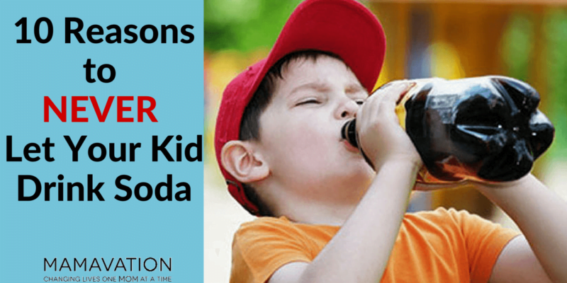 The Dangers of Soda: 10 Reasons Your Kids Shouldn't Drink Soda 3