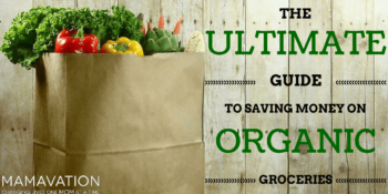 Saving Money on Organic Groceries: The Ultimate Guide