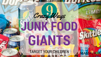 9 Crazy Ways Junk Food Giants Target Your Children