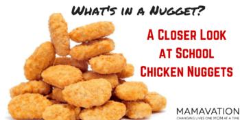 School Chicken Nuggets: A Closer Look