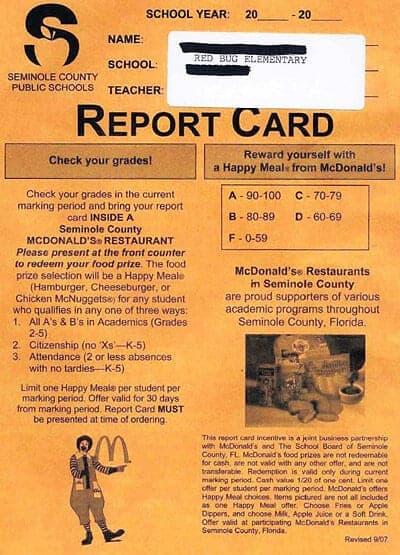 mcd-reportcard120507