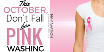 This October, Don't Fall for Pink-Washing