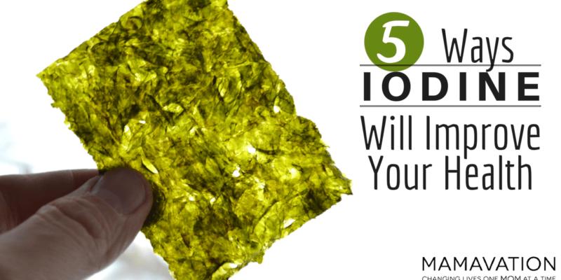 5 Ways Iodine Will Improve Your Health 1