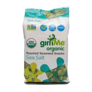 Organic Roasted Seaweed Snacks