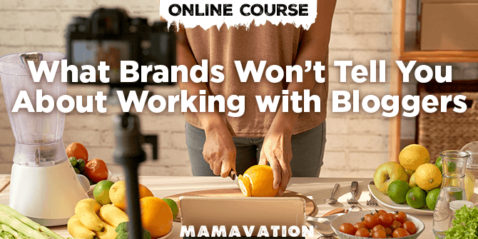 What Brands Won't Tel You About Working With Bloggers