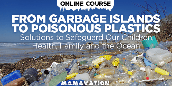 From Garbage Islands to Poisonous Plastics--Solutions to Safeguard our Children, Health & Environment