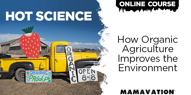 How Organic Agriculture Improves the Environment 1