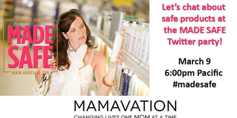 Made Safe Twitter Party