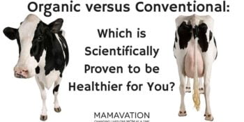 Scientifically Proven to be Healthier? Organic v Conventional
