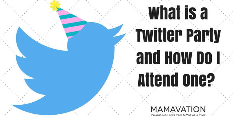 What is a Twitter Party and How do I Attend One?