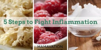 Reduce Inflammation: 5 Steps by Author Amie Valpone 1