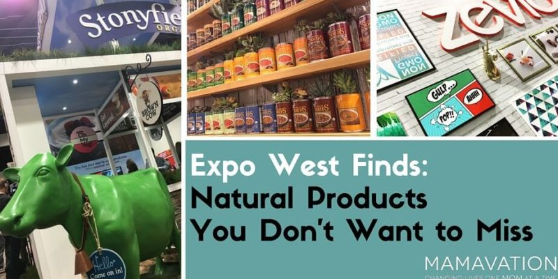 Expo West Finds: Natural Products You Don't Want to Miss