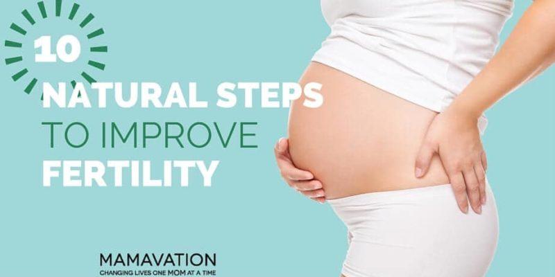 10 Natural Ways to Improve Fertility 5