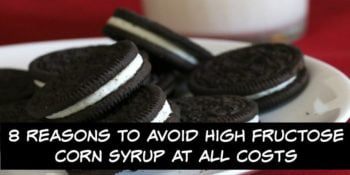 8 Reasons to Avoid High Fructose Corn Syrup at All Costs