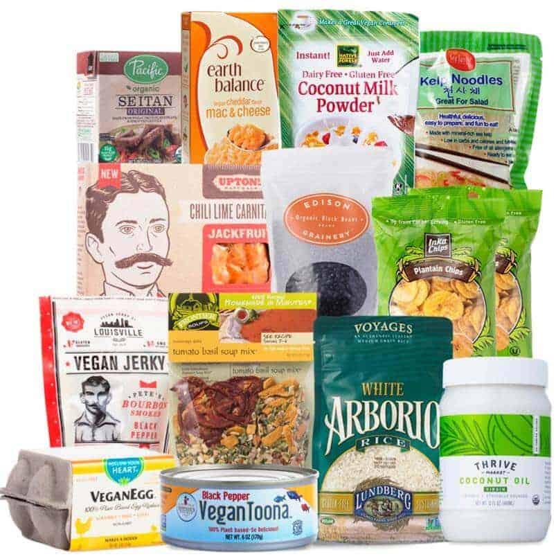 Vegan Thrive Market Bundle