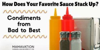 How Does Your Favorite Sauce Stack Up? Condiments from Bad to Best