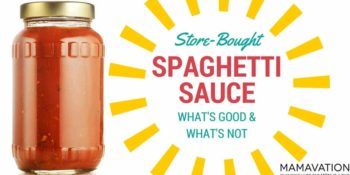 Spaghetti Sauce: Store bought bests 1