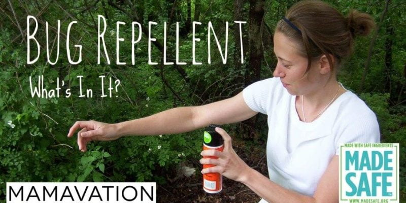 10 Things to Know To Find a Safe Bug Repellent