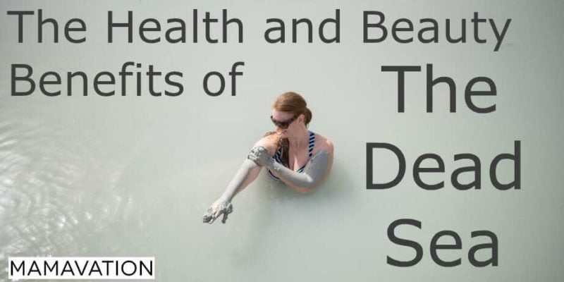 Health and Beauty Benefits of The Dead Sea 4