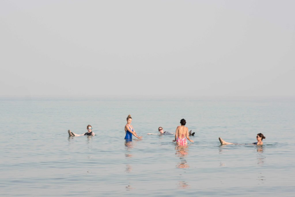 floating-deadsea-vibeisrael Benefits of The Dead Sea