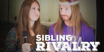 Sibling rivalry JP Sears Leah Segedie