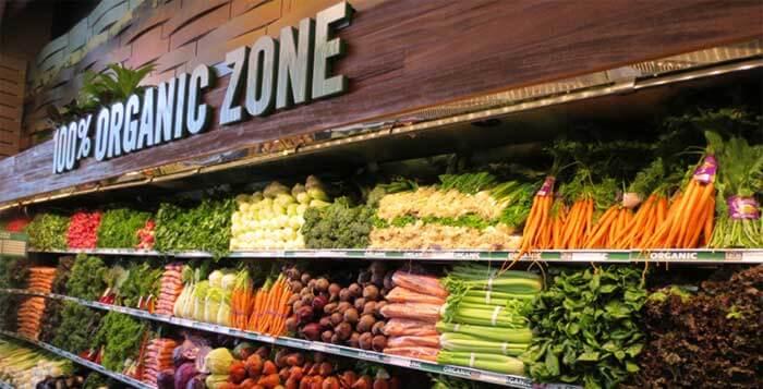 Organic-produce Organic food