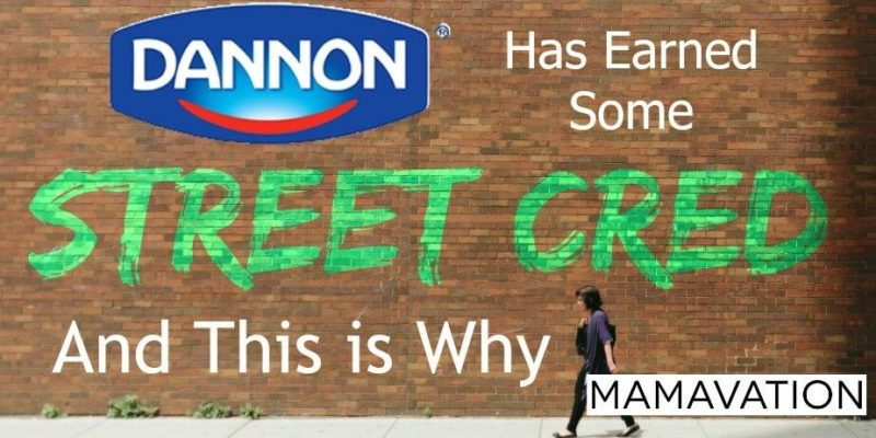Dannon Yogurt Has Earned Some Street Cred. And This is Why. 7
