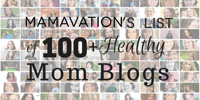 Mamavation's List of 100+ Healthy Mom Blogs 103