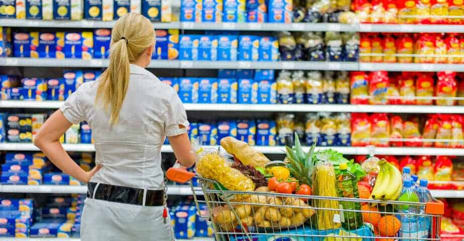 grocery shopping for safe foods_Glyphosate Residue Free