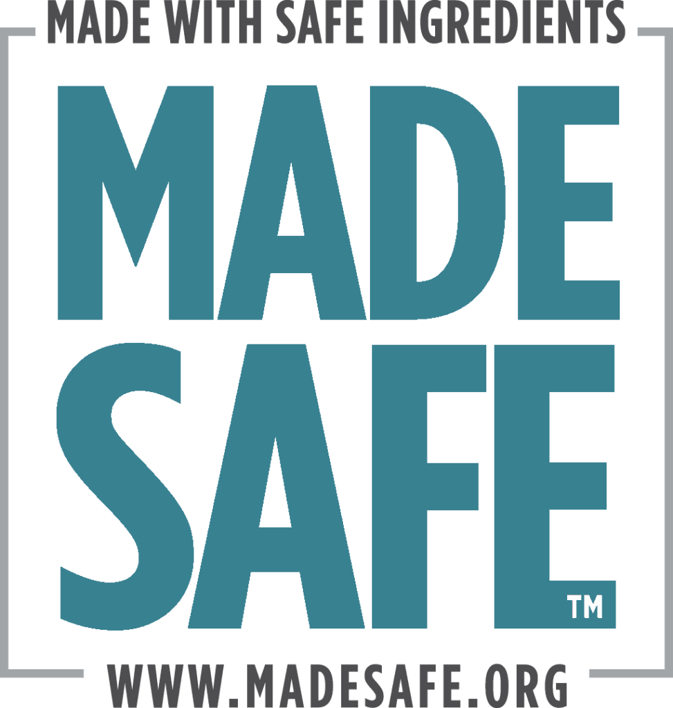 Made Safe graphic, Made With Safe Ingredients