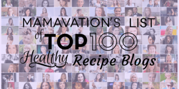 Mamavation's Top 100 Healthy Recipe Blogs 8