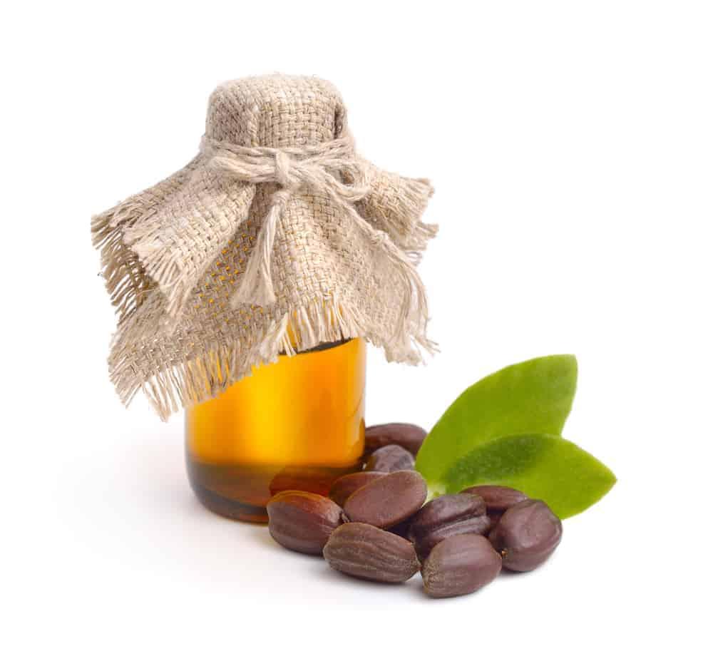 photo of jojoba oil