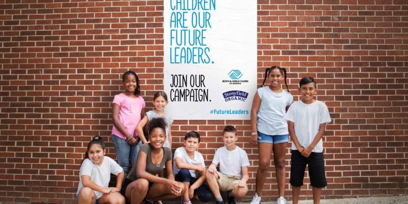 Help Stonyfield Inspire the Next Generation of Future Leaders! #FutureLeaders 2
