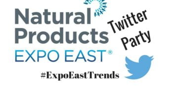 Join the #ExpoEastTrends Twitter Party on September 14th 1