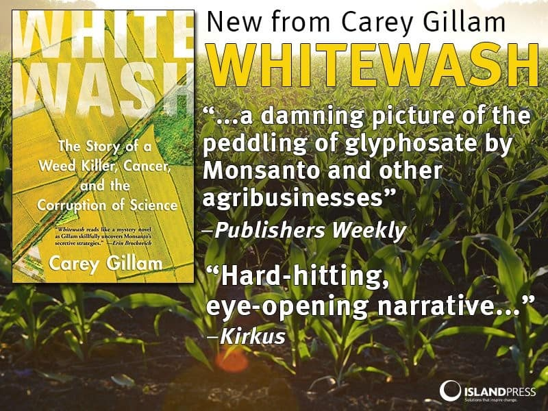 carey gillam white wash