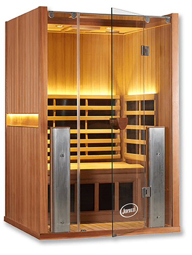 Infrared saunas are good for your help and great way to detox