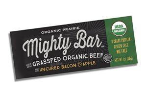 top 50 organic snacks