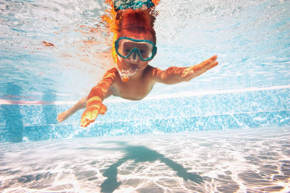 nontoxic swimming pools