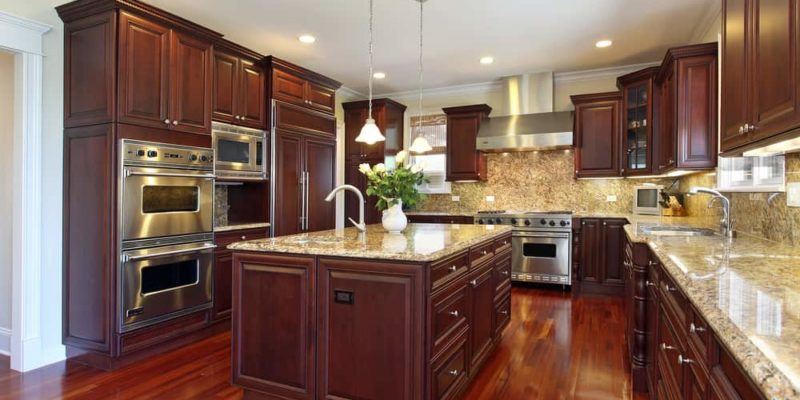 Do You Have Toxic Kitchen Cabinets? PCB Contamination in Wood Sealants Discovered 3