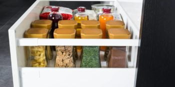 8 Tips To Get Your Kitchen and Pantry Organized For Good! 1