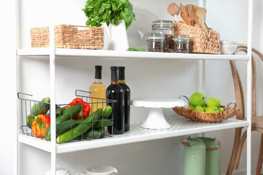 tips to get your kitchen and pantry organized