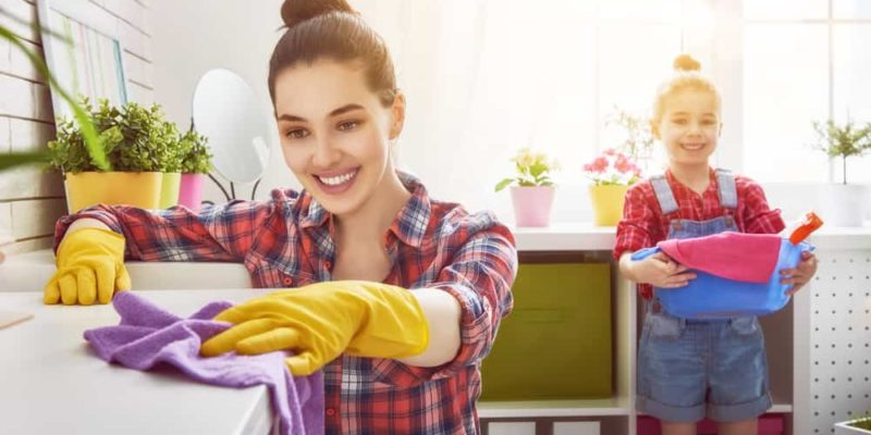 Study Shows Cleanliness Reduces Toxic Flame Retardant Exposure 3