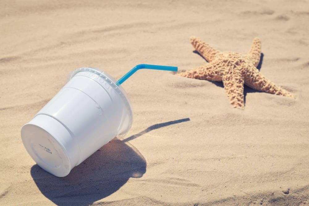 single use plastic straws