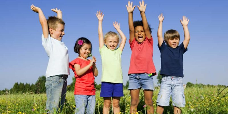 activities for children to do outdoors